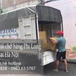 Dịch vụ taxi tải giá rẻ tại phố Lãng Yên