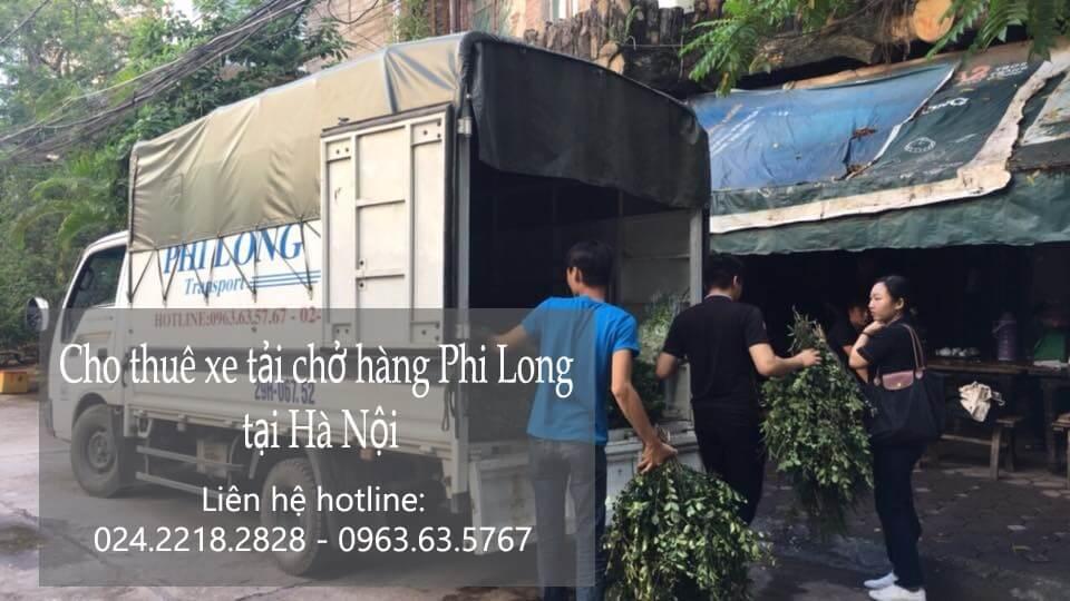Dịch vụ taxi tải giá rẻ tại phố Hương Viên