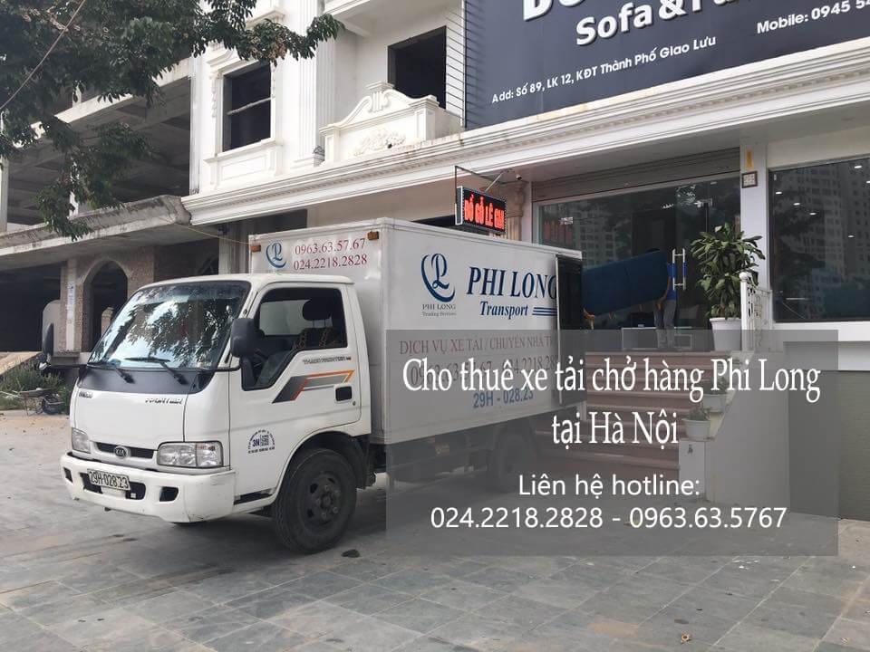 Dịch vụ taxi tải giá rẻ tại đường Lê Duẩn