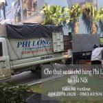Dịch vụ taxi tải giá rẻ tại phố Liễu Giai