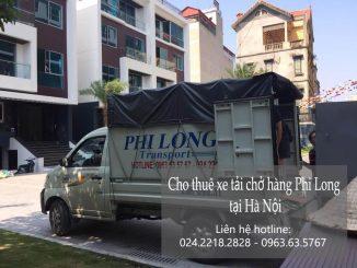 Dịch vụ taxi tải giá rẻ tại phố Đinh Công Tráng