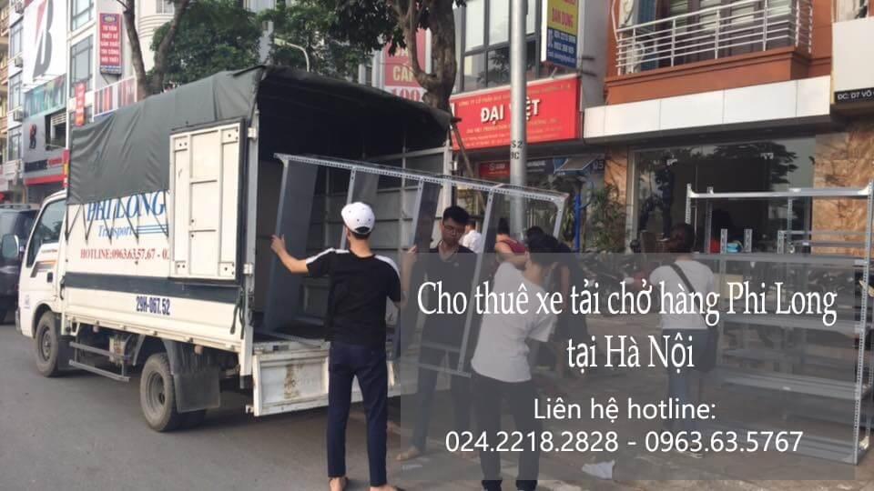 Taxi tải giá rẻ tại phố Tố Hữu 2019