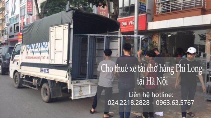 Dịch vụ taxi tải giá rẻ tại đường Duy Tân 2019