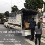 Taxi tải giá rẻ tại phố Đinh Lễ
