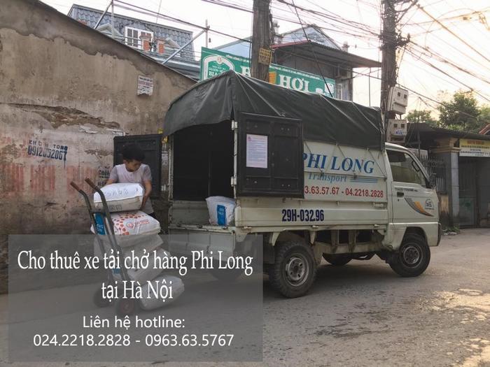 Taxi tải giá rẻ tại phố Hàng Khay