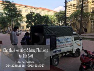 Dịch vụ taxi tải giá rẻ tại phố Hoàng Hoa Thám
