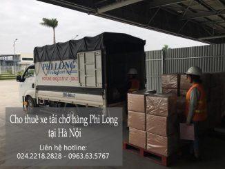 Dịch vụ taxi tải giá rẻ tại phố Khúc Hạo