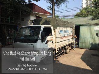 Taxi tải giá rẻ tại phố Hàng Da