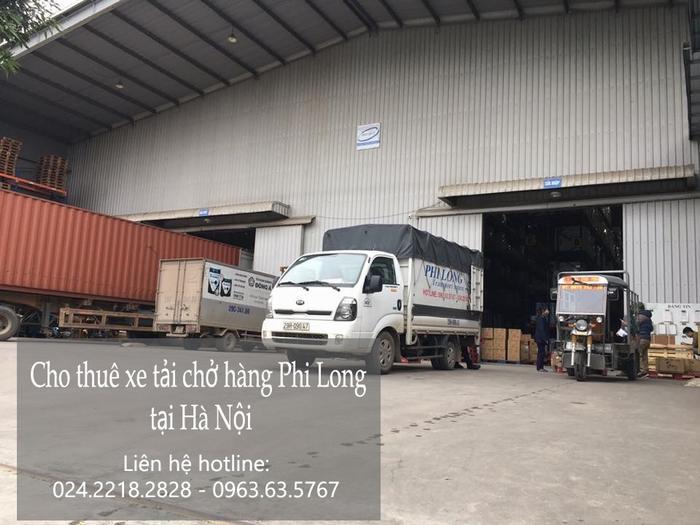 Dịch vụ taxi tải giá rẻ tại phố Hoàng Diệu