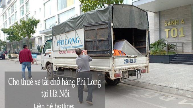 Cho thuê xe tải giá rẻ tại phố Lê Quý Đôn