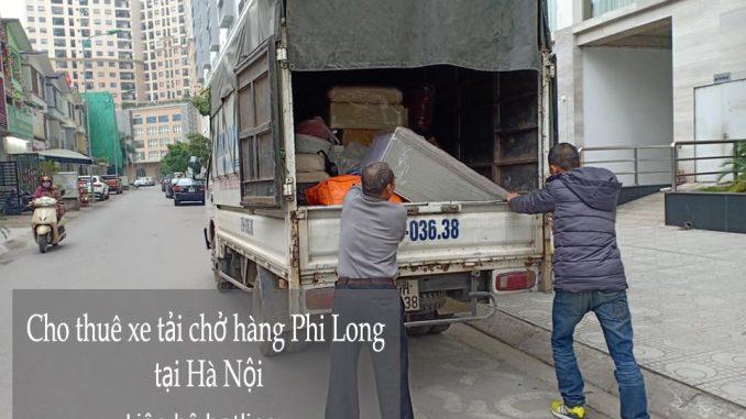 Taxi tải giá rẻ tại phố Mai Anh Tuấn