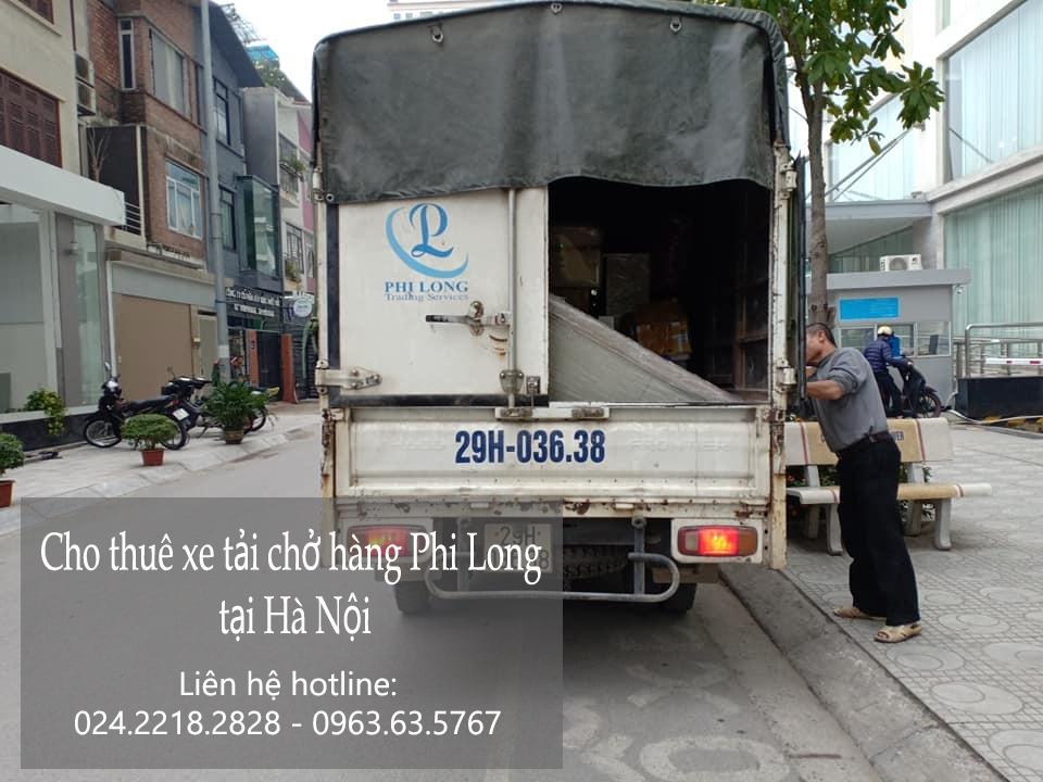 Dịch vụ taxi tải giá rẻ tại phố Lê Ngọc Hân