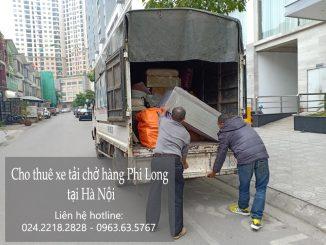 Taxi tải giá rẻ tại phố Nguyễn Phạm Tuân