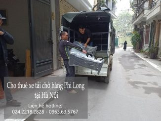 Dịch vụ taxi tải giá rẻ tại phố Kim Hoa