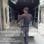 Taxi tải giá rẻ tại phố Đào Tấn