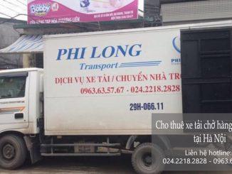 Taxi tải giá rẻ tại phố Quỳnh Mai
