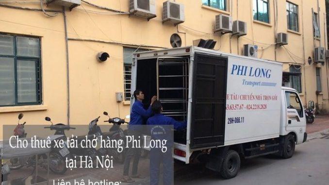 Taxi tải giá rẻ tại phố Đào Văn Tập
