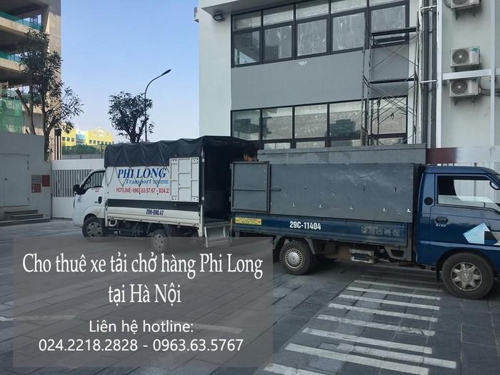 Taxi tải giá rẻ tại phố Nguyễn Bỉnh Khiêm