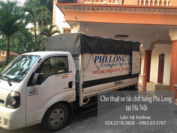 Taxi tải giá rẻ tại phố Nguyễn An Ninh