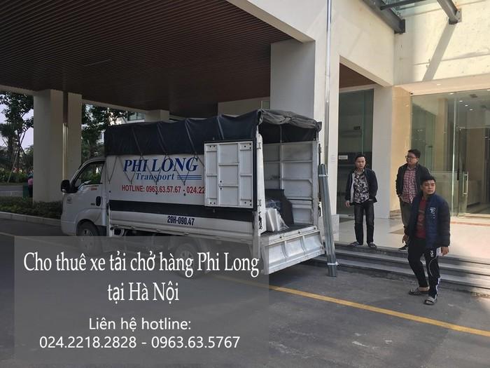 Dịch vụ taxi tải giá rẻ tại phố Minh Khai