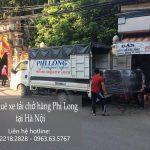 Dịch vụ taxi tải tại phố Lò Đúc