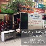 Taxi tải giá rẻ tại phố Hà Huy Tập