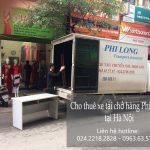 Dịch vụ taxi tải giá rẻ tại đường Nguyễn Phong Sắc