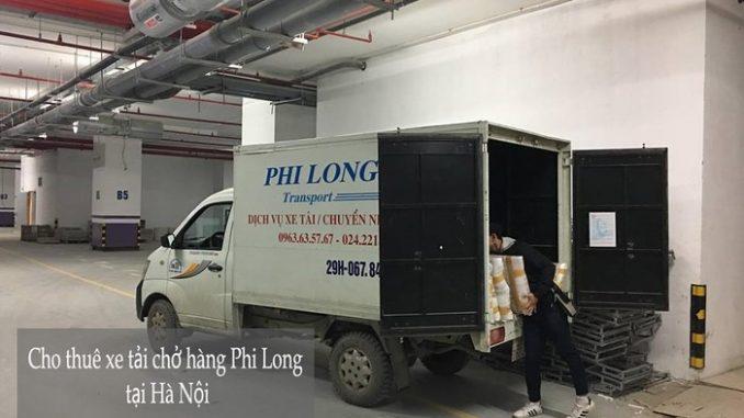 Taxi tải giá rẻ tại phố Dương Hà