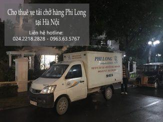 Taxi tải giá rẻ tại phố An Xá 2019