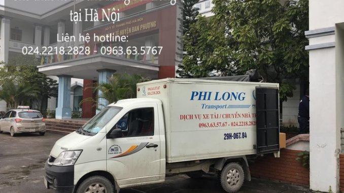 Dịch vụ taxi tải giá rẻ tại phố Hoàng Thế Thiện