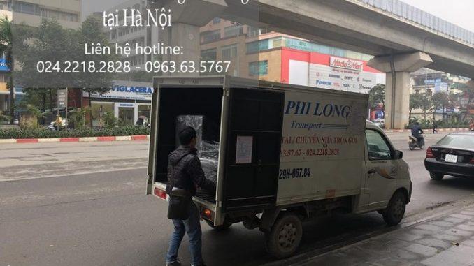 Taxi tải giá rẻ tại phố Kim Quan
