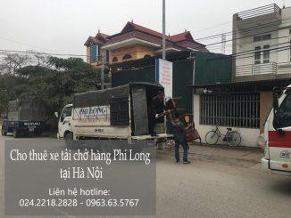 Taxi tải giá rẻ tại phố Mai Chí Thọ