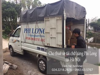 Taxi tải giá rẻ tại phố Ninh Hiệp