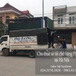 Taxi tải tại phố Xuân Đỗ