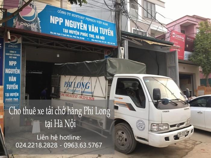 Taxi tải giá rẻ tại phố Thiên Đức