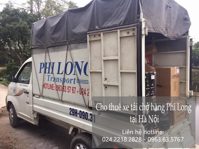 Taxi tải giá rẻ tại phố Nguyễn Huy Nhuận