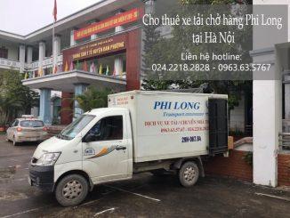 Taxi tải giá rẻ tại phố Chính Trung