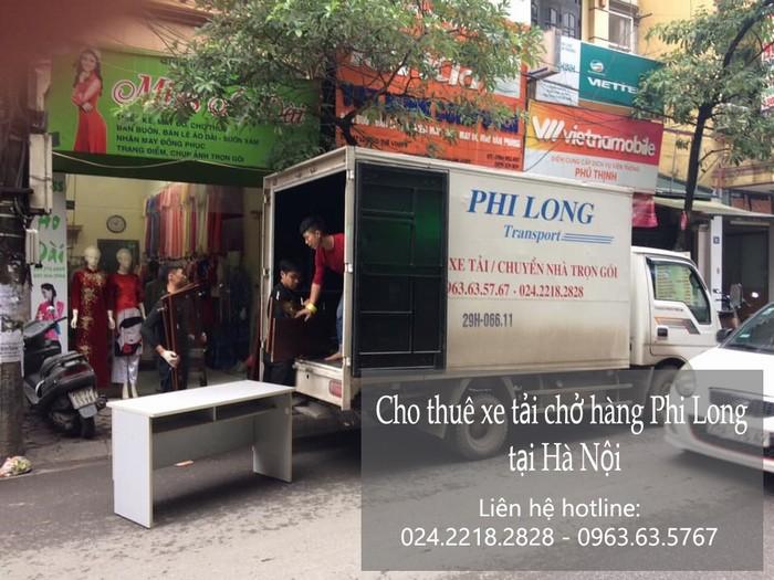 Taxi tải giá rẻ tại phố Ngô Gia Khảm