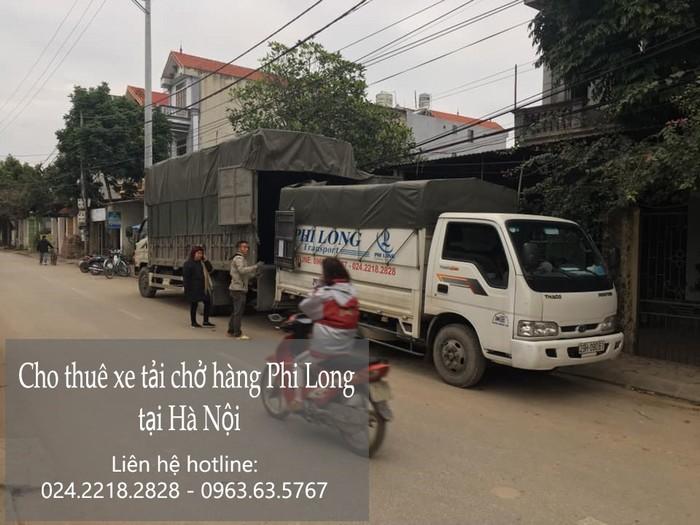 Taxi tải giá rẻ tại phố Nguyễn Bình