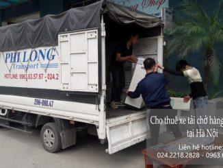 Taxi tải giá rẻ tại phố Nguyễn Lam