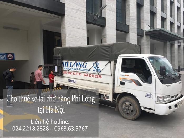 Dịch vụ taxi tải giá rẻ tại phố Khúc Thừa Dụ
