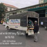 Dịch vụ taxi tải giá rẻ tại phố Nguyễn Huy Tự