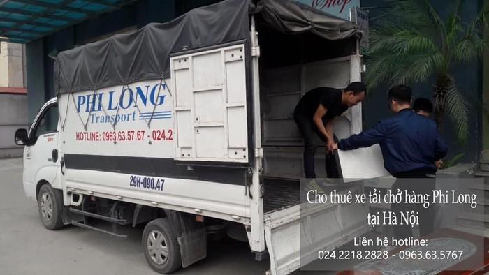 Dịch vụ taxi tải giá rẻ tại phố Nguyễn Ngọc Vũ