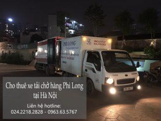 Dịch vụ taxi tải giá rẻ tại phố Nguyễn Khả Trạc