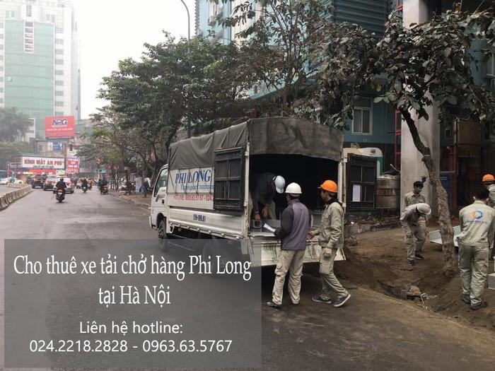 Dịch vụ taxi tải giá rẻ tại phố Mạc Thái Tông