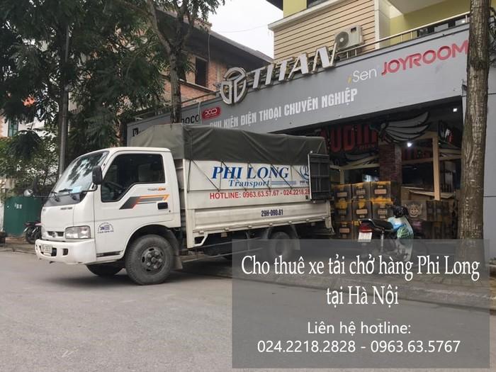 Dịch vụ taxi tải giá rẻ tại phố Nguyễn Thị Định