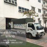 Taxi tải giá rẻ tại phố Phú Thị
