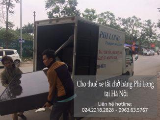 Dịch vụ taxi tải giá rẻ tại đường Hà Huy Tập