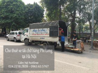 Dịch vụ taxi tải giá rẻ tại phố Phạm Sư Mạnh