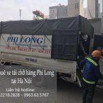 Taxi tải giá rẻ tại phố Lê Văn Linh